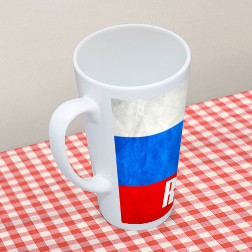 Кружка Латте Russia (from 41) Фото 01