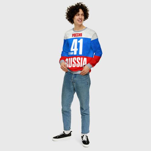 Мужской свитшот 3D Russia (from 41) Фото 01