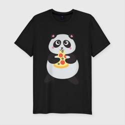 Панда обжора