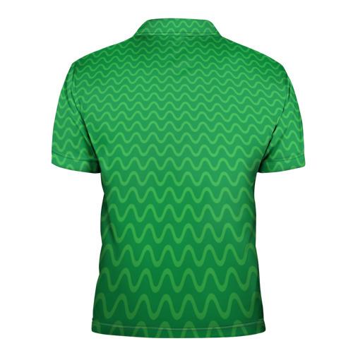 Мужская рубашка поло 3D  Фото 02, Брокко Ли
