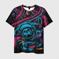 Космический осьминог