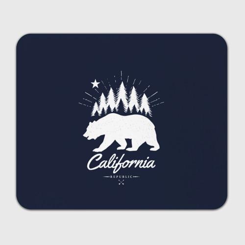 Коврик для мышки прямоугольный California Republic Фото 01