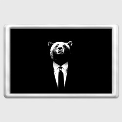 Медведь бизнесмен