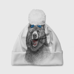 Счастливый медведь