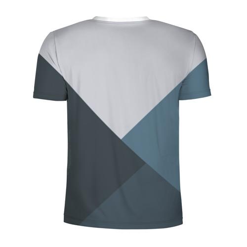 Мужская футболка 3D спортивная  Фото 02, Род