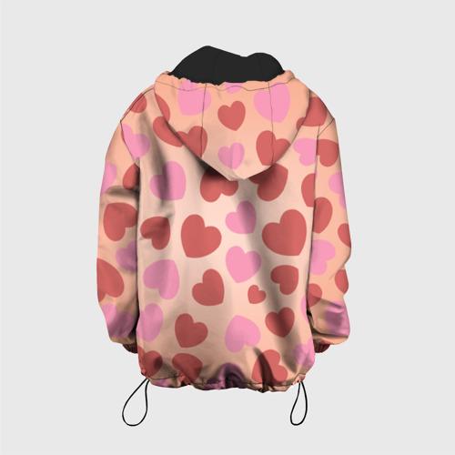 Детская куртка 3D Влюбленная панда Фото 01