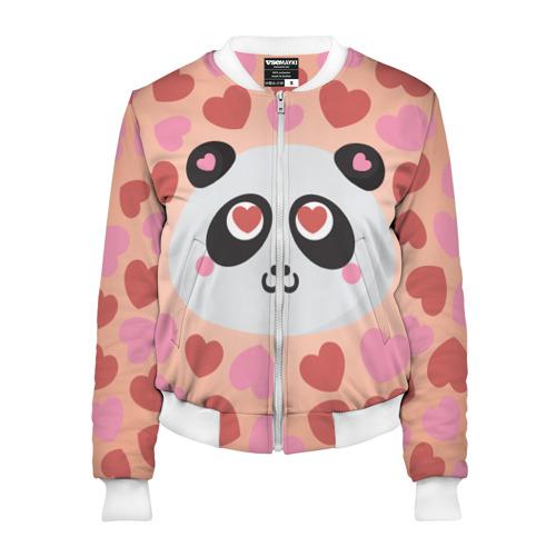 Влюбленная панда