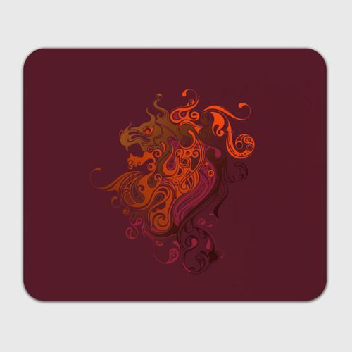 Коврик прямоугольный  Фото 01, Abstract-Lion