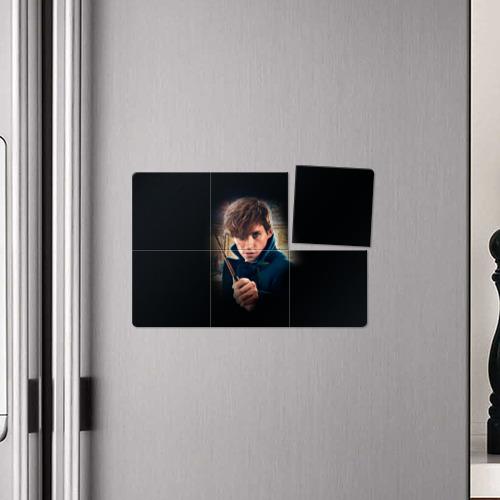 Магнитный плакат 3Х2  Фото 04, Ньют