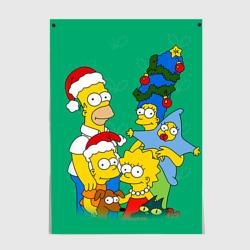 Симпсоны новогодние 3