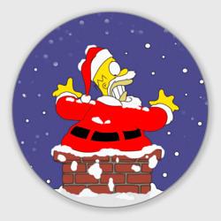 Симпсоны новогодние 4