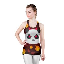Панда дьяволенок
