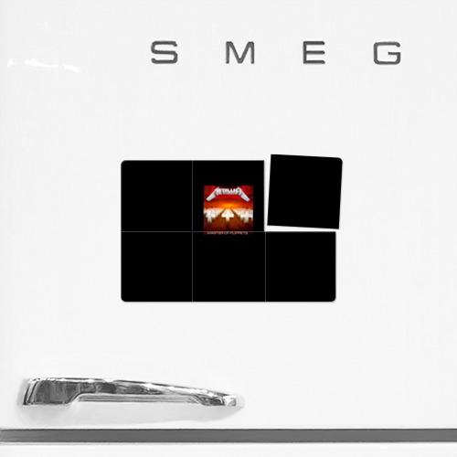 Магнитный плакат 3Х2  Фото 02, Metallica 2