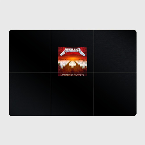 Магнитный плакат 3Х2  Фото 01, Metallica 2