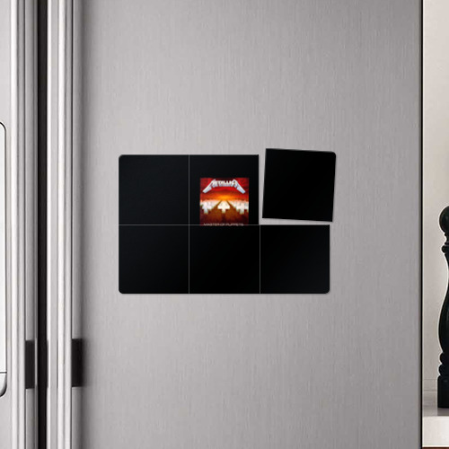 Магнитный плакат 3Х2  Фото 04, Metallica 2