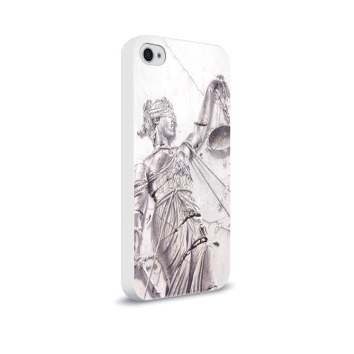 Чехол для Apple iPhone 4/4S soft-touch  Фото 02, Metallica 3