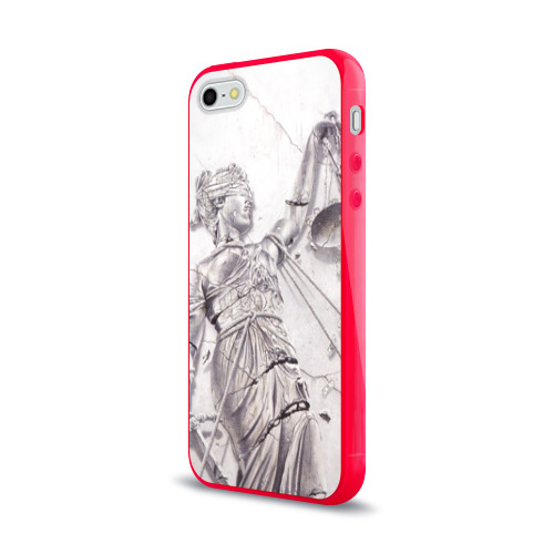 Чехол для iPhone 5/5S глянцевый Metallica 3 Фото 01