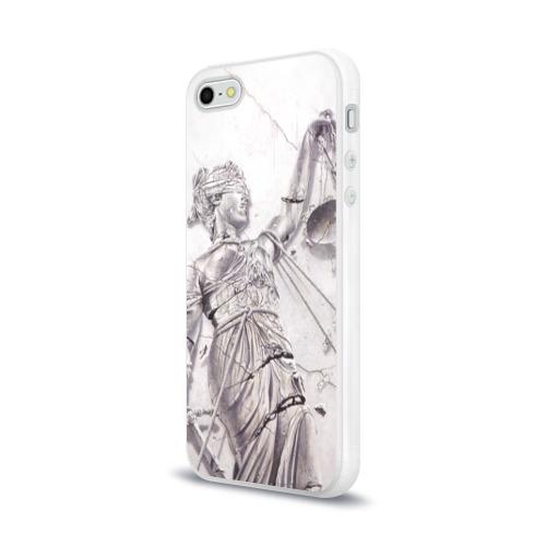 Чехол для Apple iPhone 5/5S силиконовый глянцевый Metallica 3 Фото 01
