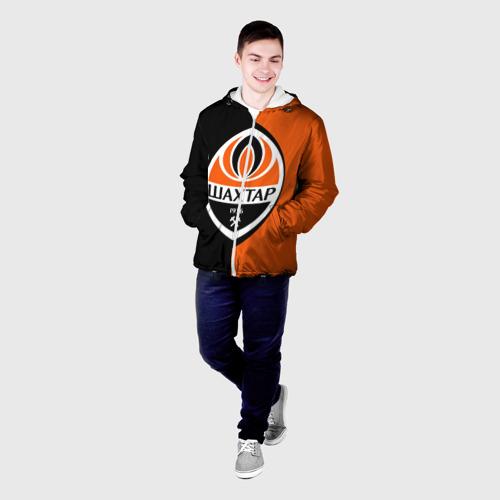 Мужская куртка 3D  Фото 03, ФК Шахтер Донецк