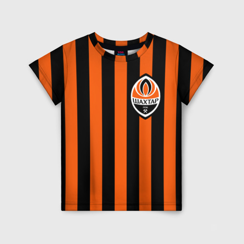 Детская футболка 3D ФК Шахтер Донецк 92