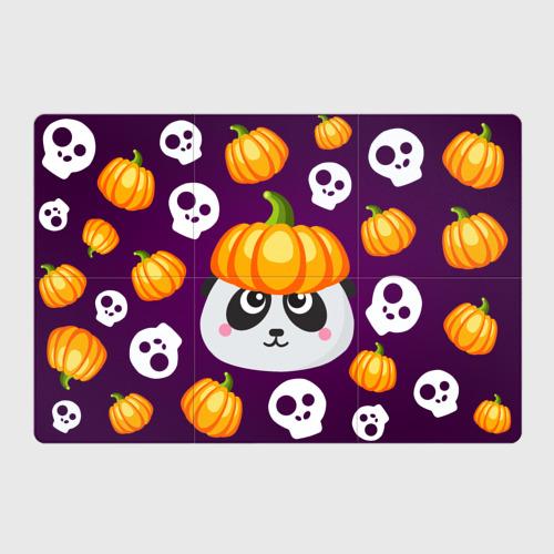 Магнитный плакат 3Х2  Фото 01, Хэллоуин панда