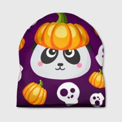 Хэллоуин панда