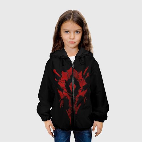 Детская куртка 3D Орда Фото 01