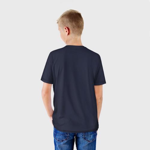 Детская футболка 3D  Фото 02, Альянс
