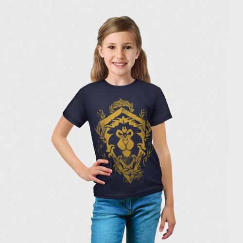 Детская футболка 3D  Фото 03, Альянс