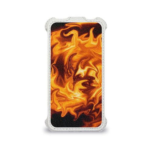 Чехол для Apple iPhone 4/4S flip  Фото 04, Revolutionary girl