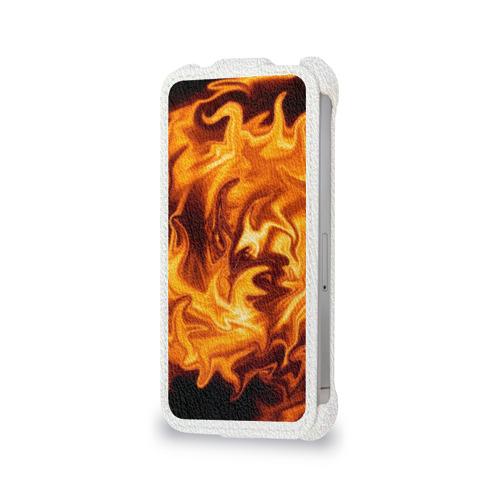 Чехол для Apple iPhone 4/4S flip  Фото 06, Revolutionary girl
