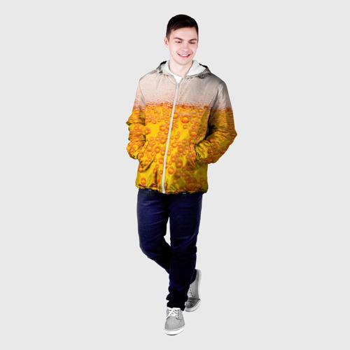 Мужская куртка 3D  Фото 03, Пивная тема