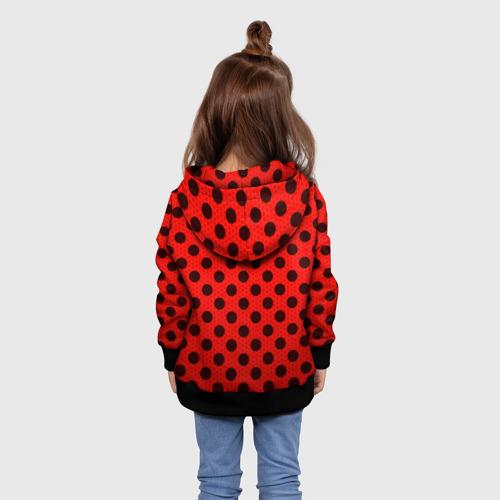 Детская толстовка 3D Леди Баг Фото 01