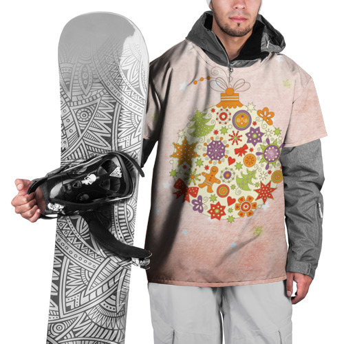 Накидка на куртку 3D  Фото 01, Игрушка