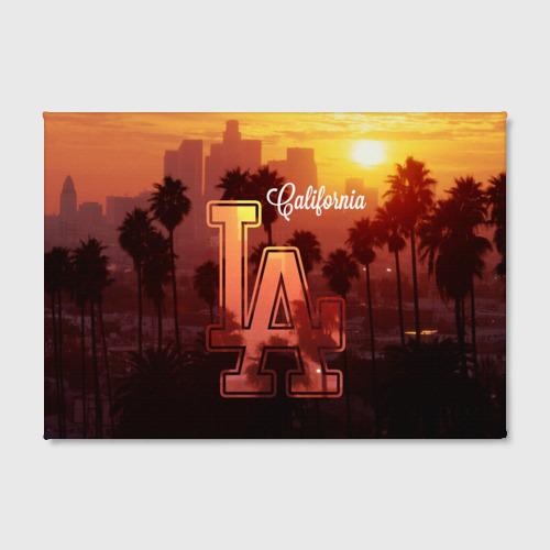 Холст прямоугольный  Фото 02, Калифорния