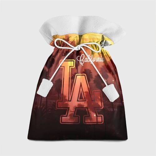Подарочный 3D мешок  Фото 01, Калифорния