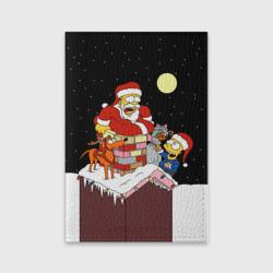 Симпсон - Санта Клаус