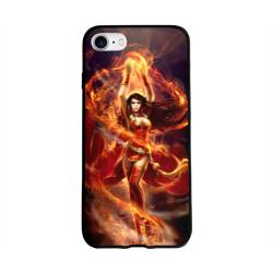 Девушка в огне
