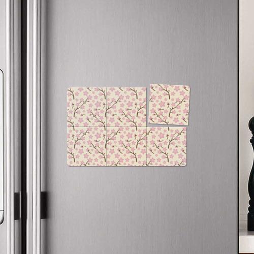 Магнитный плакат 3Х2  Фото 04, Цветы вишни