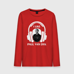 I like Paul van Dyk