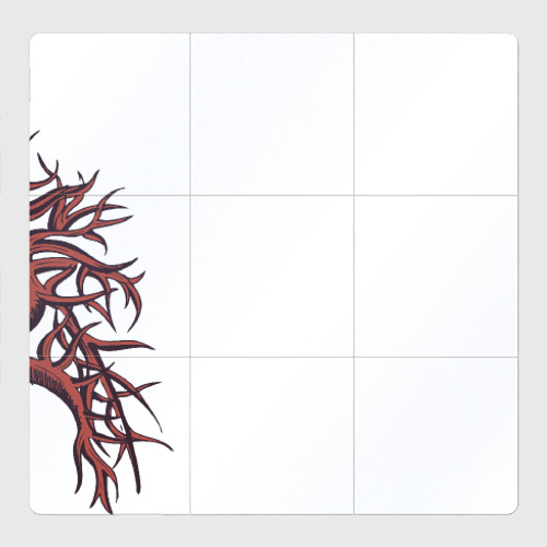 Магнитный плакат 3Х3 Рука и сердце