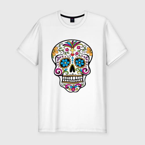 Мужская футболка премиум  Фото 01, День Мертвых