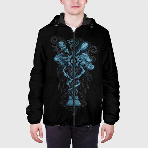 Мужская куртка 3D Маг Фото 01