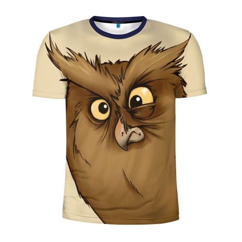 Грустная сова