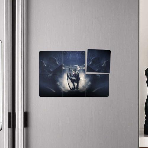 Магнитный плакат 3Х2  Фото 04, Diana