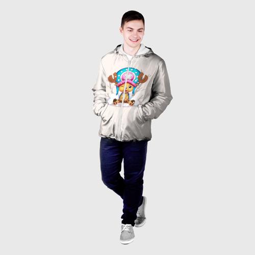 Мужская куртка 3D  Фото 03, Чоппер и новый год 2017