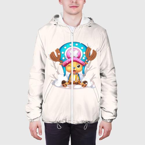 Мужская куртка 3D  Фото 04, Чоппер и новый год 2017