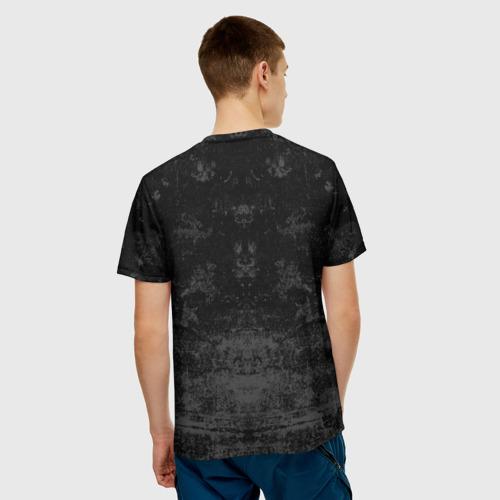 Мужская футболка 3D  Фото 02, No Place is Safe