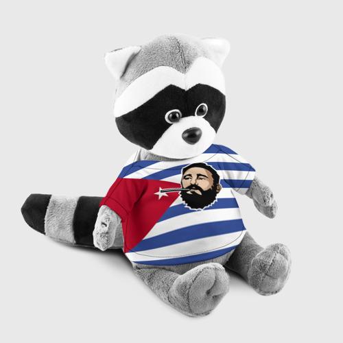 Енотик в футболке 3D  Фото 03, Fidel Castro
