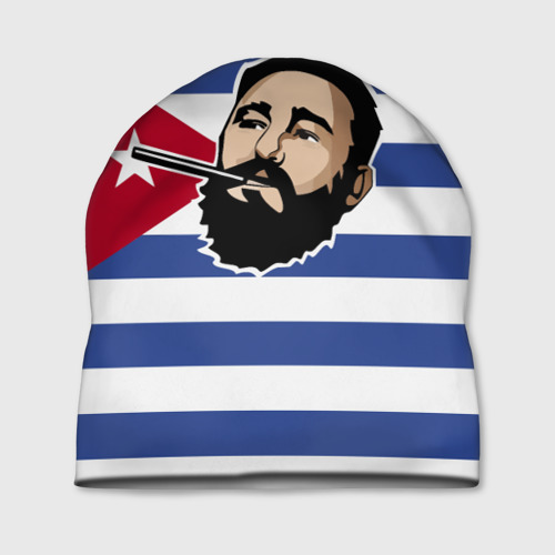 Шапка 3D Fidel Castro